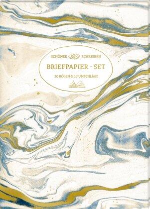 Briefpapier-Set - BücherLiebe