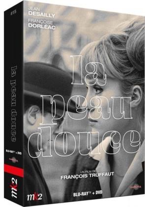 La peau douce (1964) (Édition Prestige, + Goodies, Limited Edition, Blu-ray + DVD)