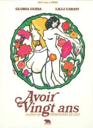 Avoir vingt ans (1978) (Schuber, Digibook, Blu-ray + DVD)