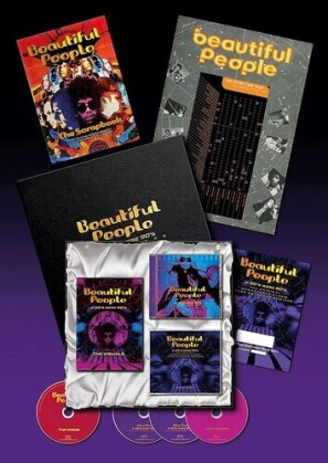 Beautiful People: If 60'S Were 90'S (Limited Edition, 3 CDs + DVD)