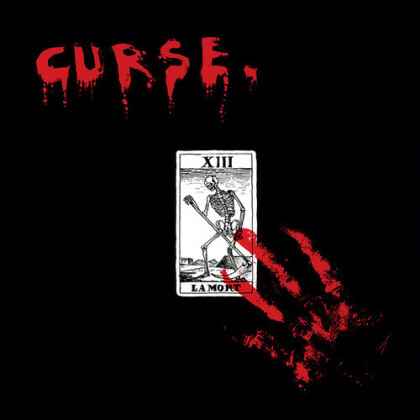 The Legendary Pink Dots - Curse (2021 Reissue, Metropolis Records, Remastered)