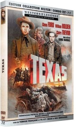 Texas (1941) (Western de Légende, Blu-ray + DVD)