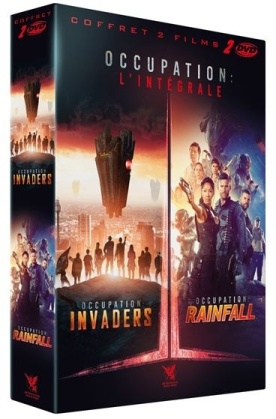 Occupation L'intégrale - Occupation: Invaders / Occupation: Rainfall (2 DVDs)