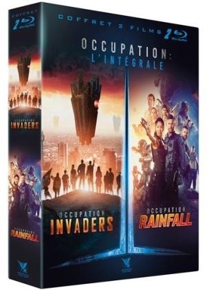 Occupation L'intégrale - Occupation: Invaders / Occupation: Rainfall (2 DVD) (2 Blu-rays)