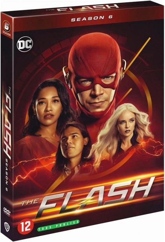 The Flash - Saison 6 (4 DVD)