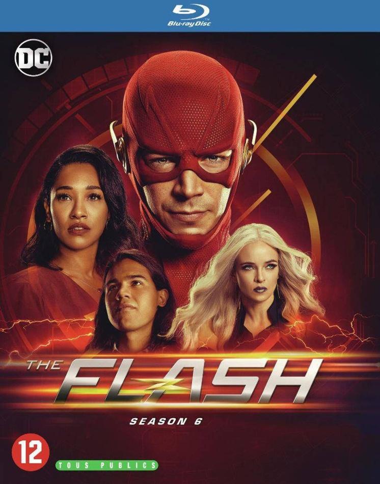 The Flash - Saison 6 (4 Blu-ray)