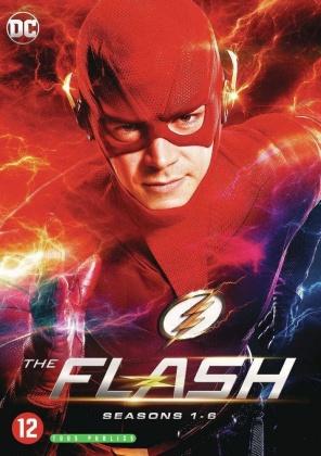 The Flash - Saisons 1-6 (31 DVDs)
