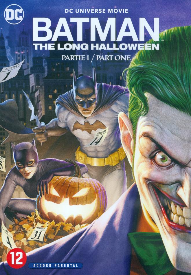 Batman - The Long Halloween - Partie 1 (2021)