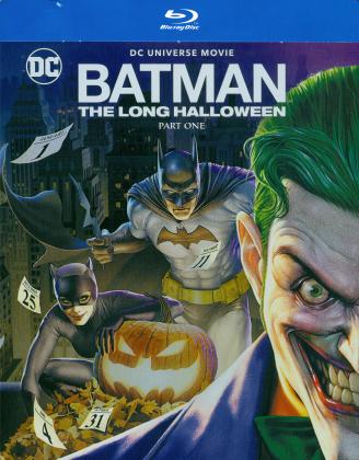 Batman - The Long Halloween - Partie 1 (2021) (Limited Edition, Steelbook)