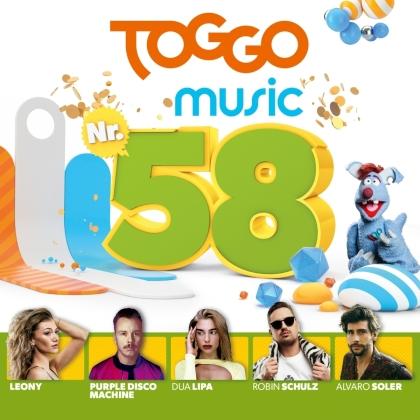 Various - TOGGO music 58