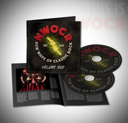 New Wave Of Classic Rock Volume 1 (2 CDs)