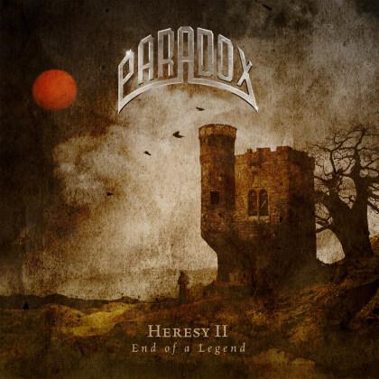 Paradox - Heresy II. (Digipack)