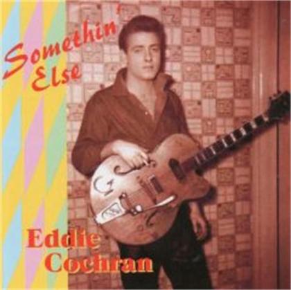 Eddie Cochran - Somethin' Else! (2021 Reissue, 2 CDs)