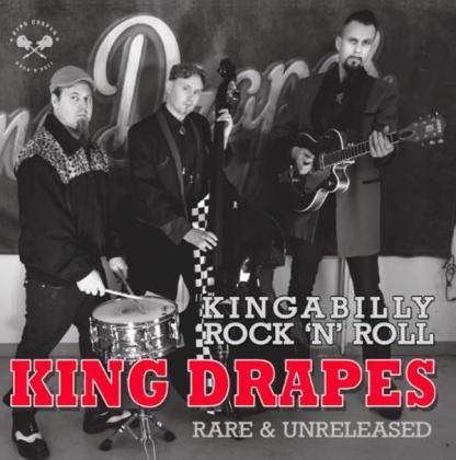 King Drapes - Kingabilly Rock 'N' Roll