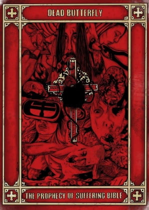 Dead Butterfly - The Prophecy of Suffering Bible - The Suffering Bible 2 (Limited Edition)