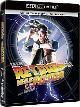 Retour vers le futur (1985) (4K Ultra HD + Blu-ray)