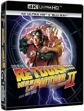 Retour vers le futur 2 (1989) (4K Ultra HD + Blu-ray)