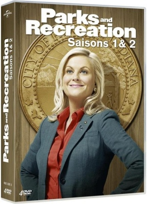 Parks and Recreation - Saisons 1 & 2 (4 DVDs)