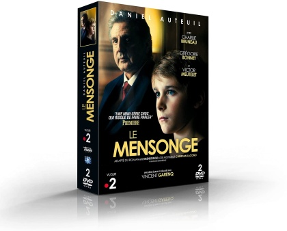 Le Mensonge - Mini-Série (2020) (2 DVDs)