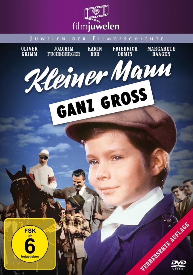 Kleiner Mann ganz gross (1957) (Filmjuwelen, Neuauflage)