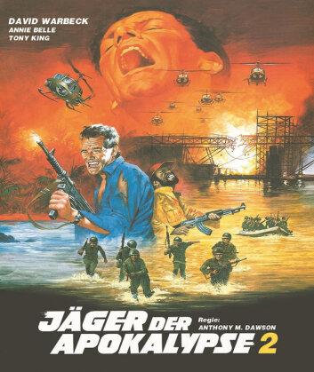 Jäger der Apokalypse 2 (1982) (Limited Edition, Uncut)