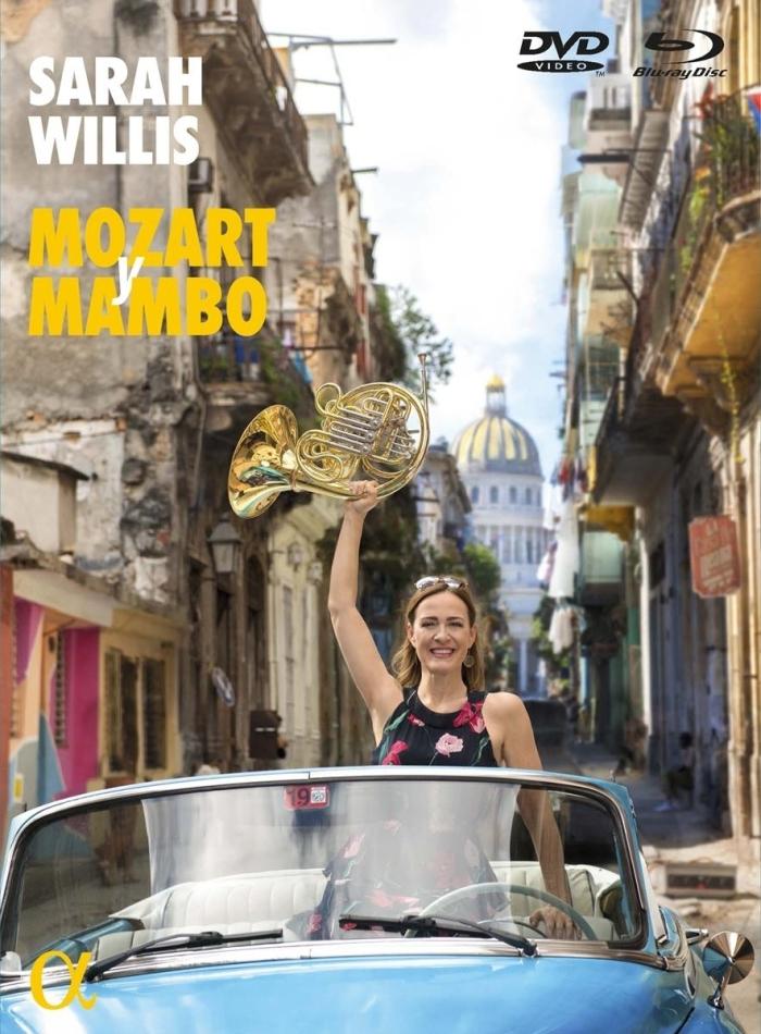 Sarah Willis - Mozart Y Mambo (Blu-ray + DVD)