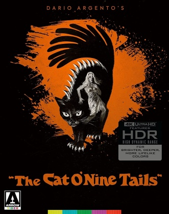 The Cat O' Nine Tails (1971) (Limited Edition)