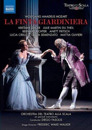 Orchestra Del Teatro Alla Scala, Diego Fasolis, … - La Finta Giardiniera (Naxos)