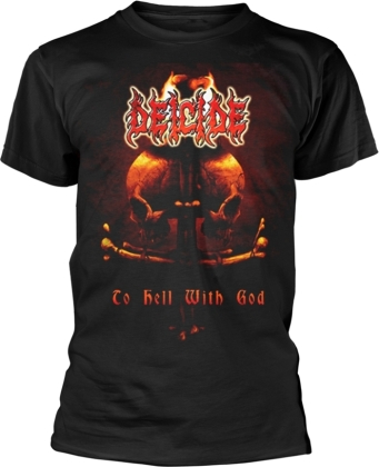 Deicide - To Hell With God Tour 2012