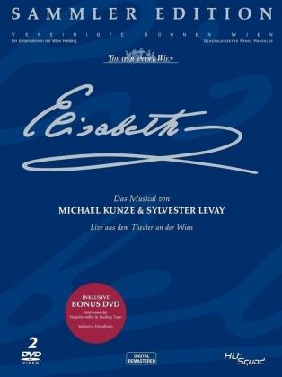 Elisabeth - Das Musical - Live aus dem Theater an der Wien (Sammler Edition, 2 DVDs)