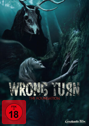 Wrong Turn - The Foundation (2021)