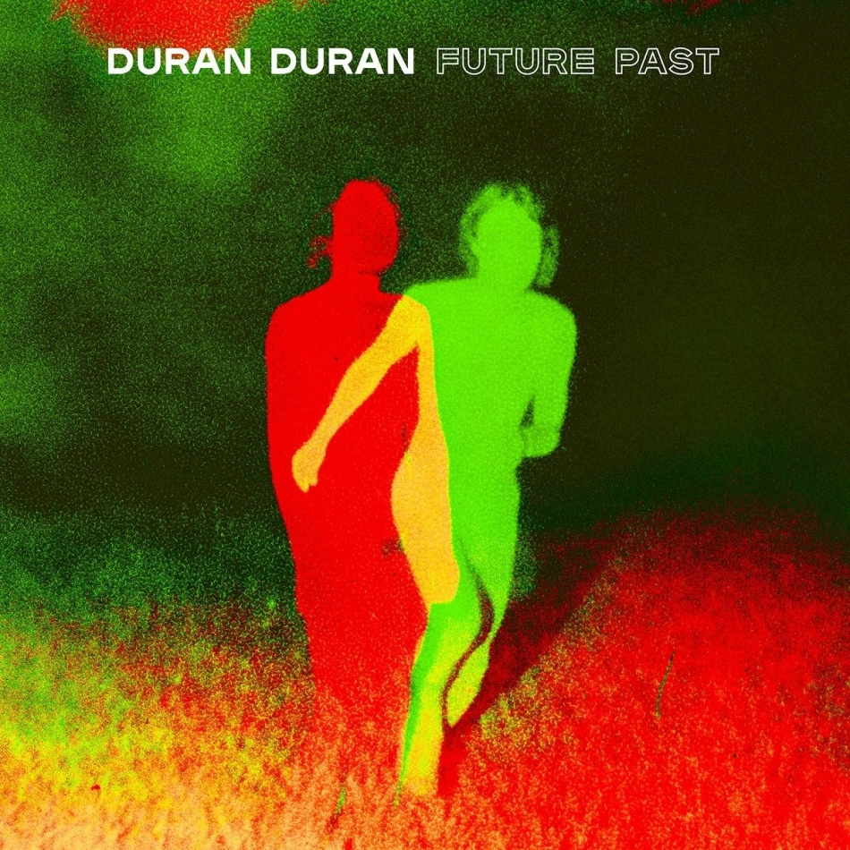 Duran Duran - FUTURE PAST (Hardback Edition, 3 Bonustracks, Deluxe Edition)