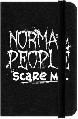 Normal People Scare Me - Mini Note Book