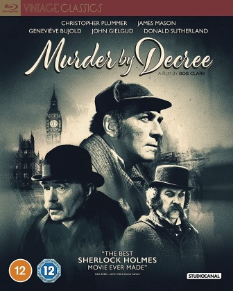 Murder By Decree (1979) (Vintage Classics)