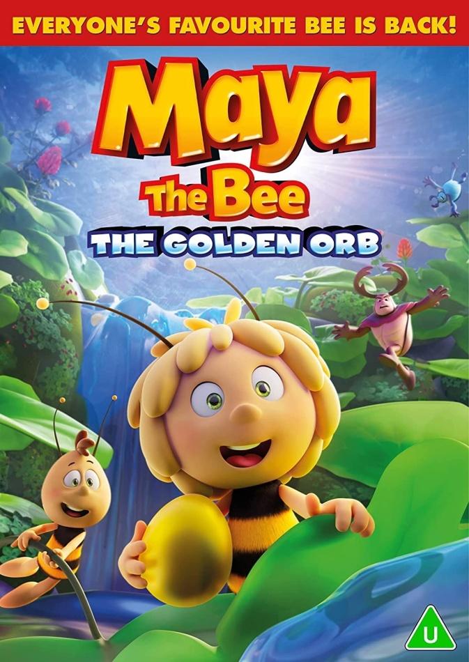 Maya The Bee 3 - The Golden Orb (2021)