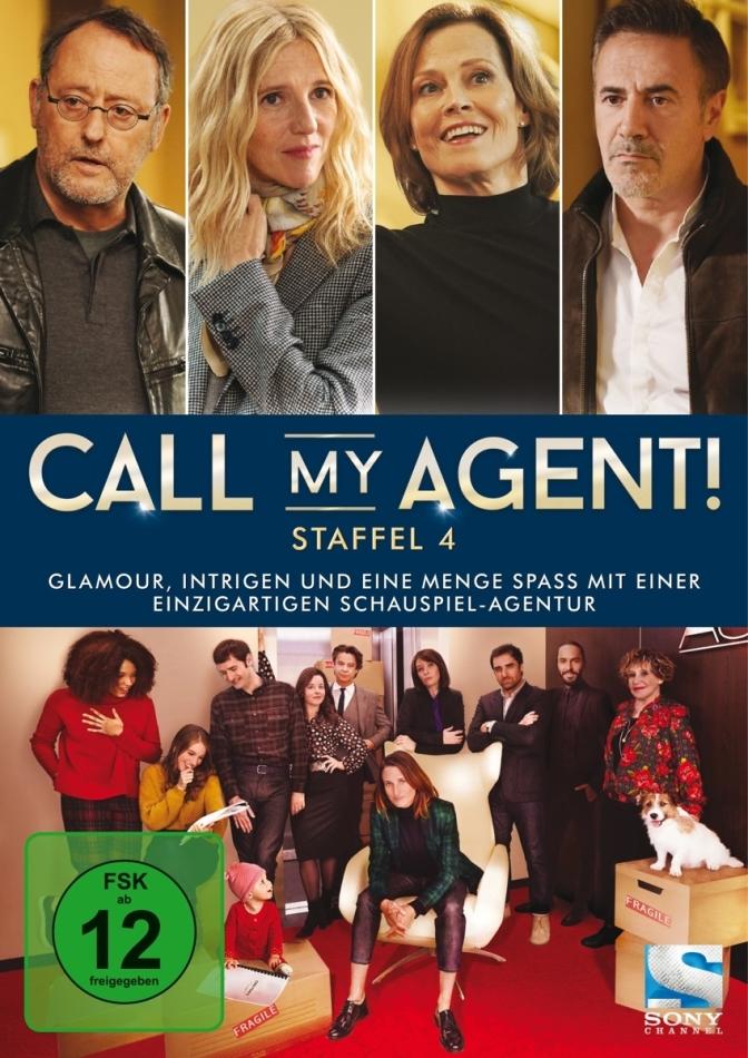 Call my Agent! - Staffel 4 (2 DVDs)