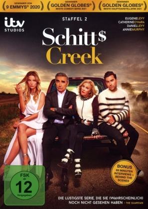 Schitt's Creek - Staffel 2 (2 DVDs)