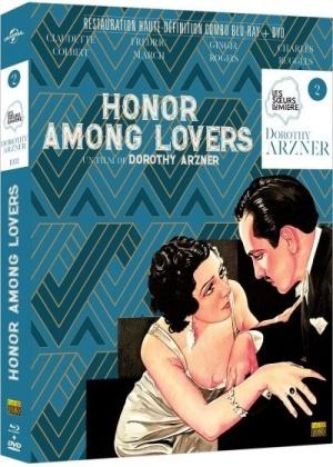 Honor Among Lovers (1931) (Blu-ray + DVD)