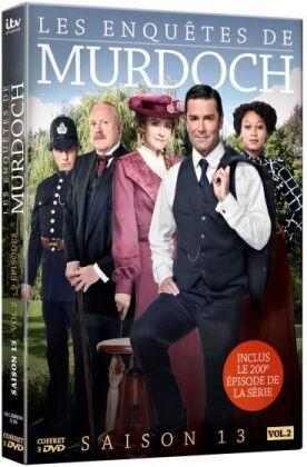 Les enquêtes de Murdoch - Saison 13 - Vol. 2 (3 DVDs)