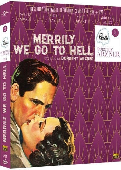 Merrily we go to hell (1932) (Blu-ray + DVD)