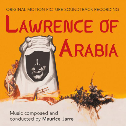 Maurice Jarre - Lawrence Of Arabia - OST (2021 Reissue, Banda Sonora Label)