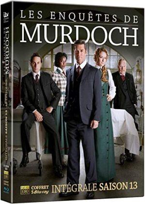 Les enquêtes de Murdoch - Saison 13 (5 Blu-rays)