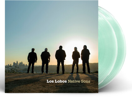 Los Lobos - Native Sons (Coke Bottle Clear Vinyl, 2 LPs)