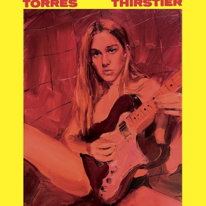 Torres - Thirstier (Limited Edition, Red In Yellow Vinyl, LP)