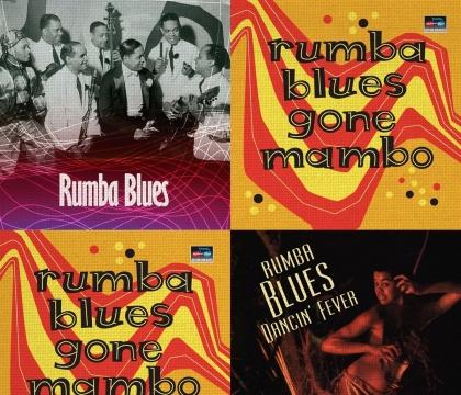 Rumba Blues - Mambo Blues (5 CDs)
