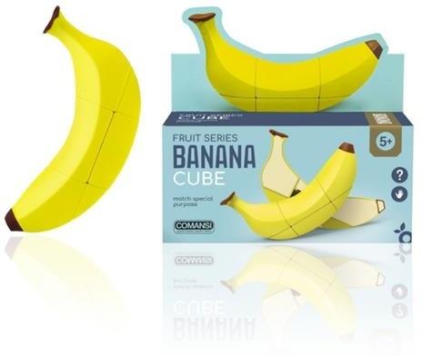 Banana Cube - Puzzle - Fruit Series