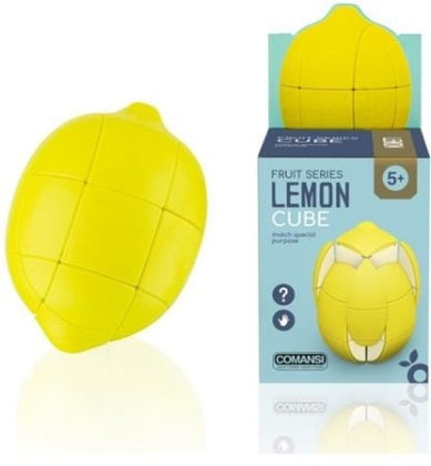 Lemon Cube - Puzzle - Fruit Series