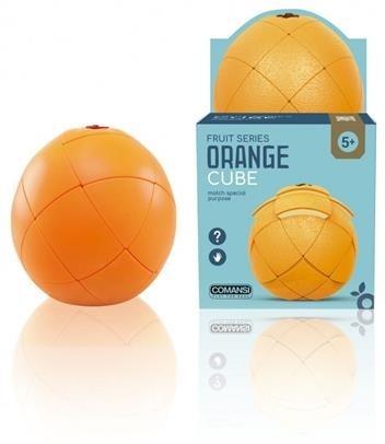 Orange Cube - Puzzle - Fruit Series