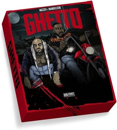 Massiv & Manuellsen - GHETTO (Boxset, Limited Edition)