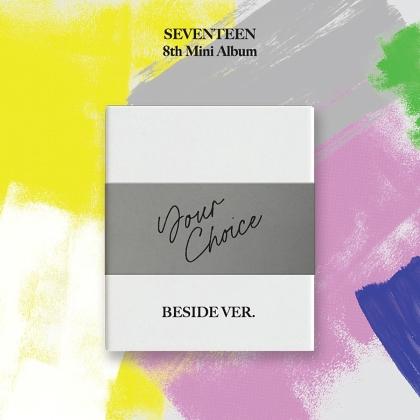 Seventeen (K-Pop) - Your Choice (Beside)